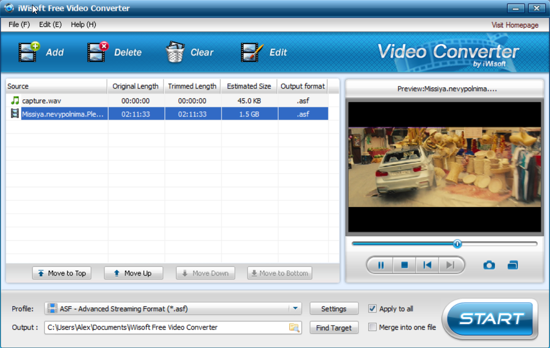 Free Video Converter Factory - The Best Free Video